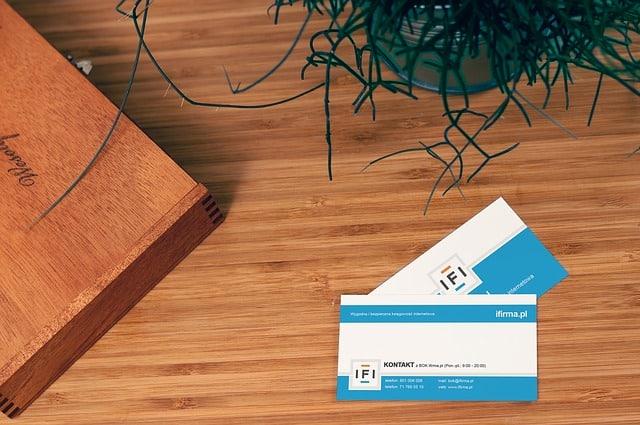 כרטיס ביקור – Business Card