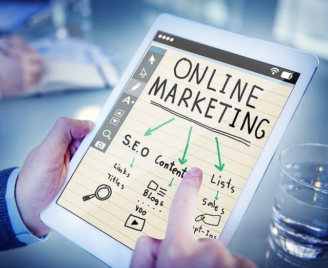שיווק און-ליין – Online Marketing