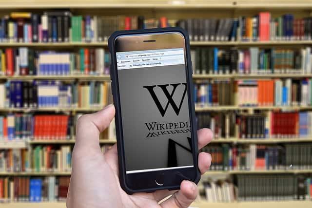 ויקיפדיה - Wikipedia
