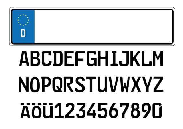 גופן – Font