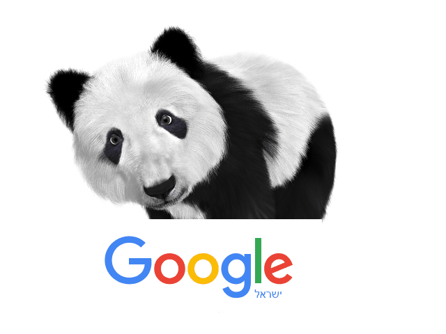 גוגל פנדה – Google Panda