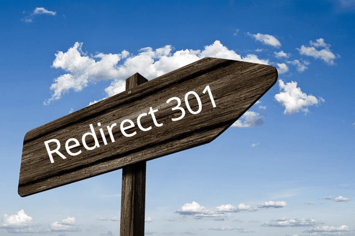 הפניית 301 -301 Redirect