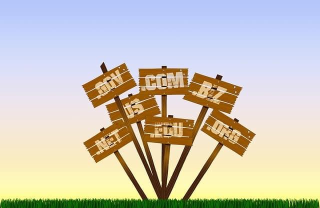 רשם דומיינים - Domain name registrar