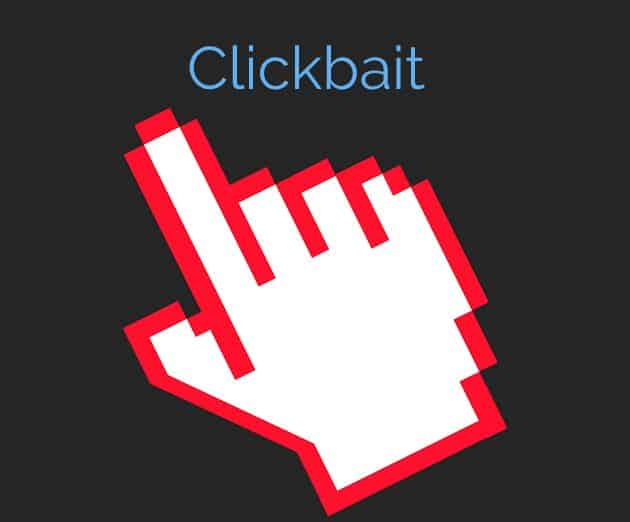 קליקבייט – Clickbait