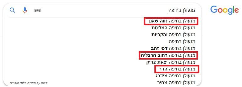 אופטימיזציה בחיפה