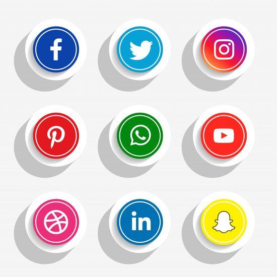 סוגי רשתות חברתיות פופולריות